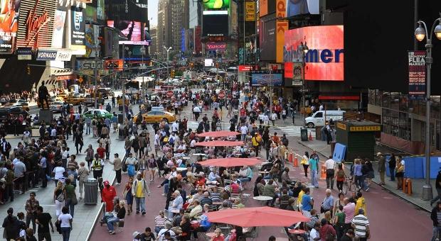 Welcome Mat - New York