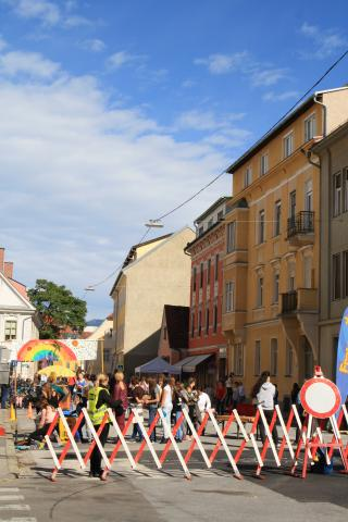 Car-Free Day, Graz