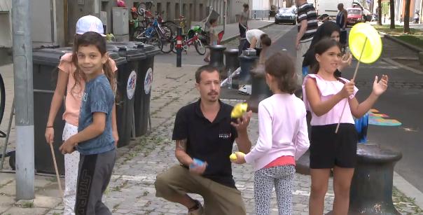 Spielstraße als Kinder-Hit